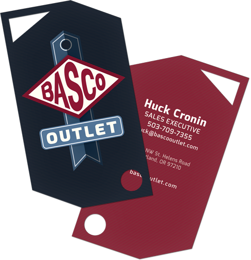BASCO Business Card
