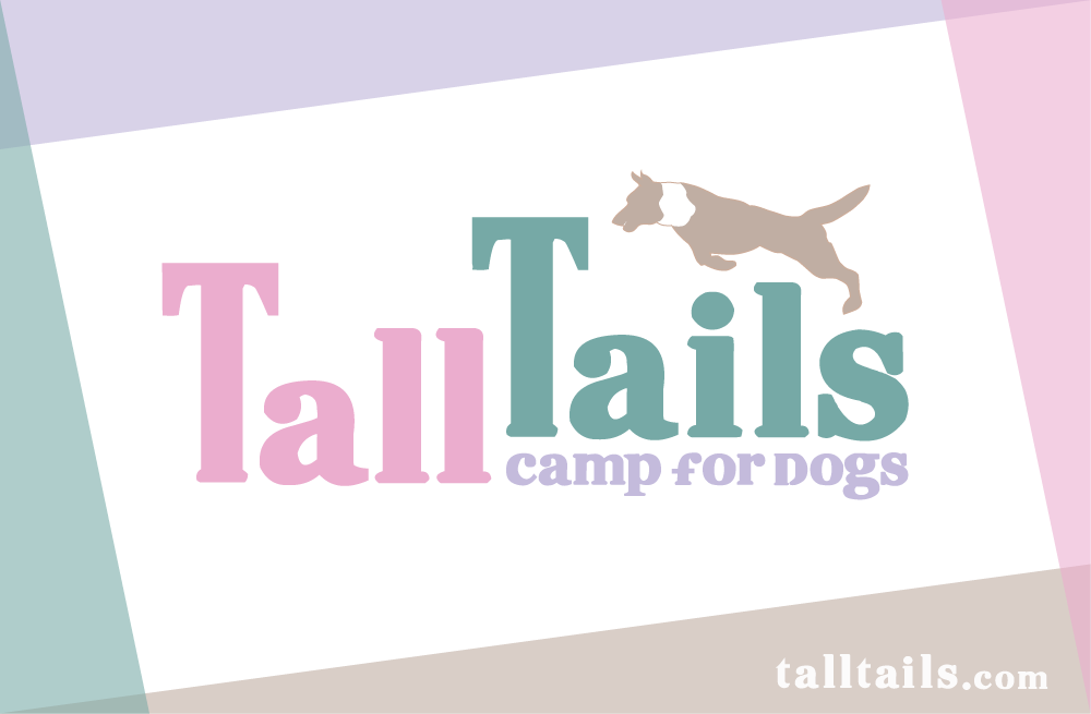 Tall Tails Business Card – Front
