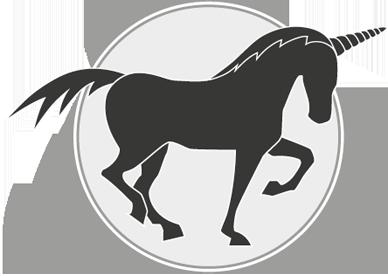 Unicorn Logo Mark