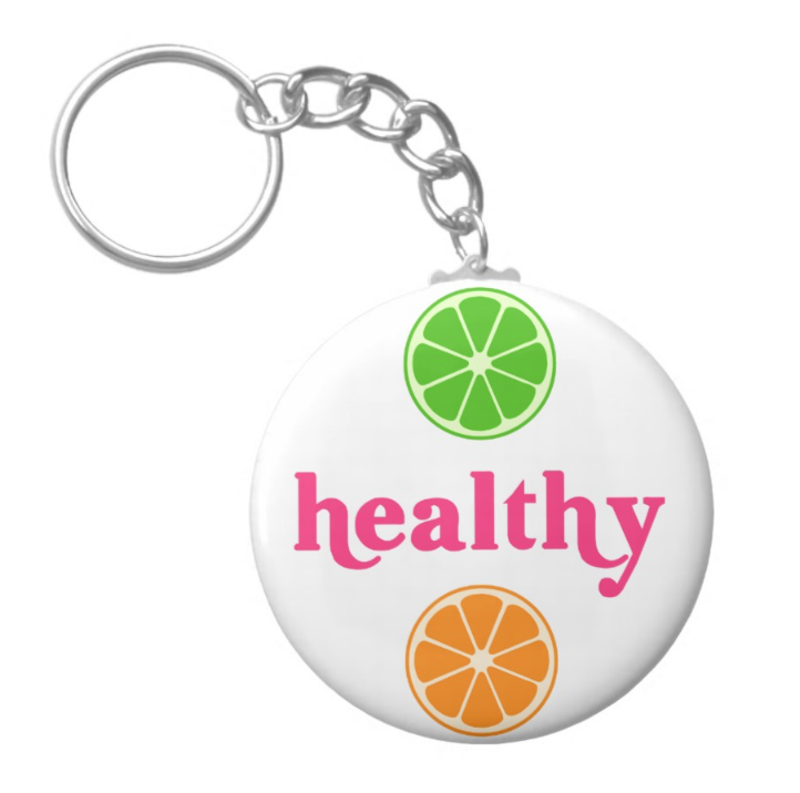 Healthy Keychain